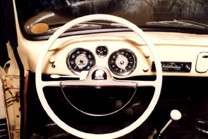 embalaje original DeAgostini volkswagen nº 4 Karmann Ghia 1962 nuevo